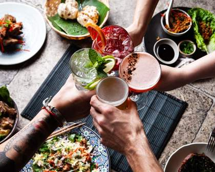 Five Restaurants with Set Menus to Book for a Meal with Friends This Summer