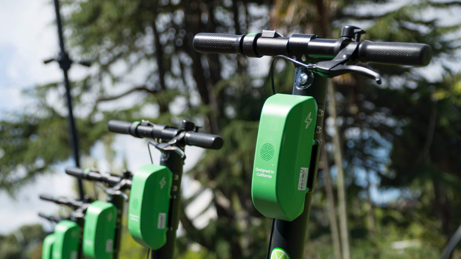 Lime's Dockless Electric Scooter Service Has Launched in Wellington