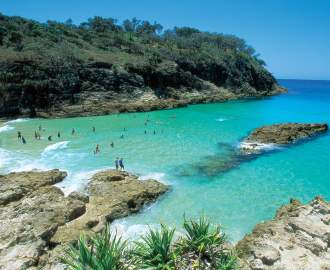 The Ten Best Summer Day Trips Out of Brisbane