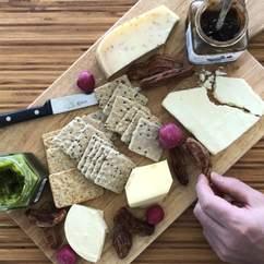 High Cheese Tasting
