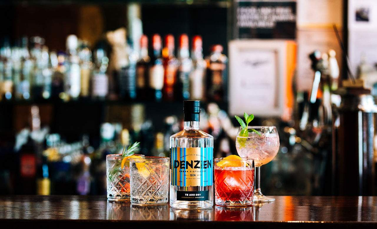 Denzien Urban Distillery Launches Weekly Gin Tasting Sessions