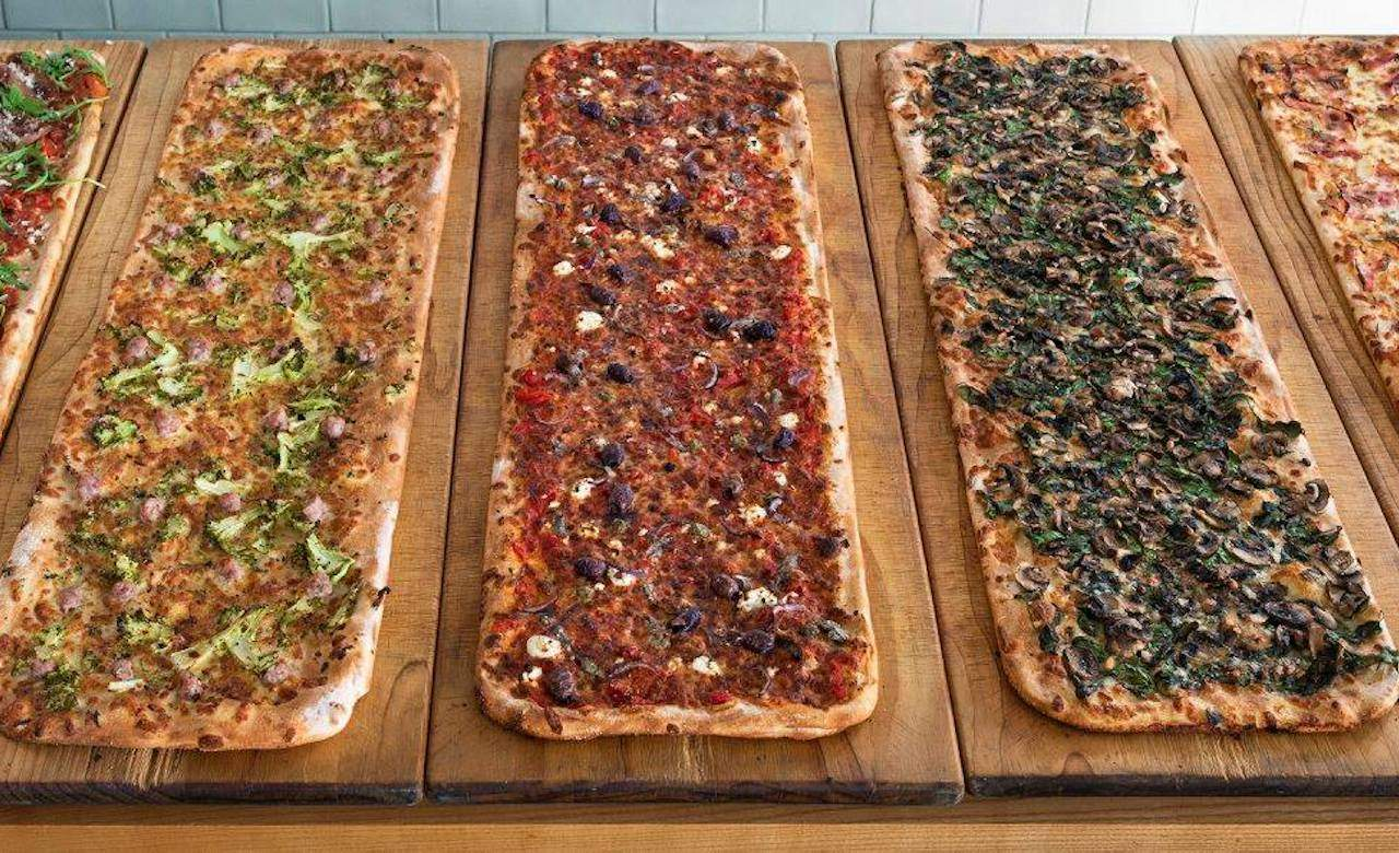 This New Auckland Pizzeria Specialises in Metre-Long Pizzas