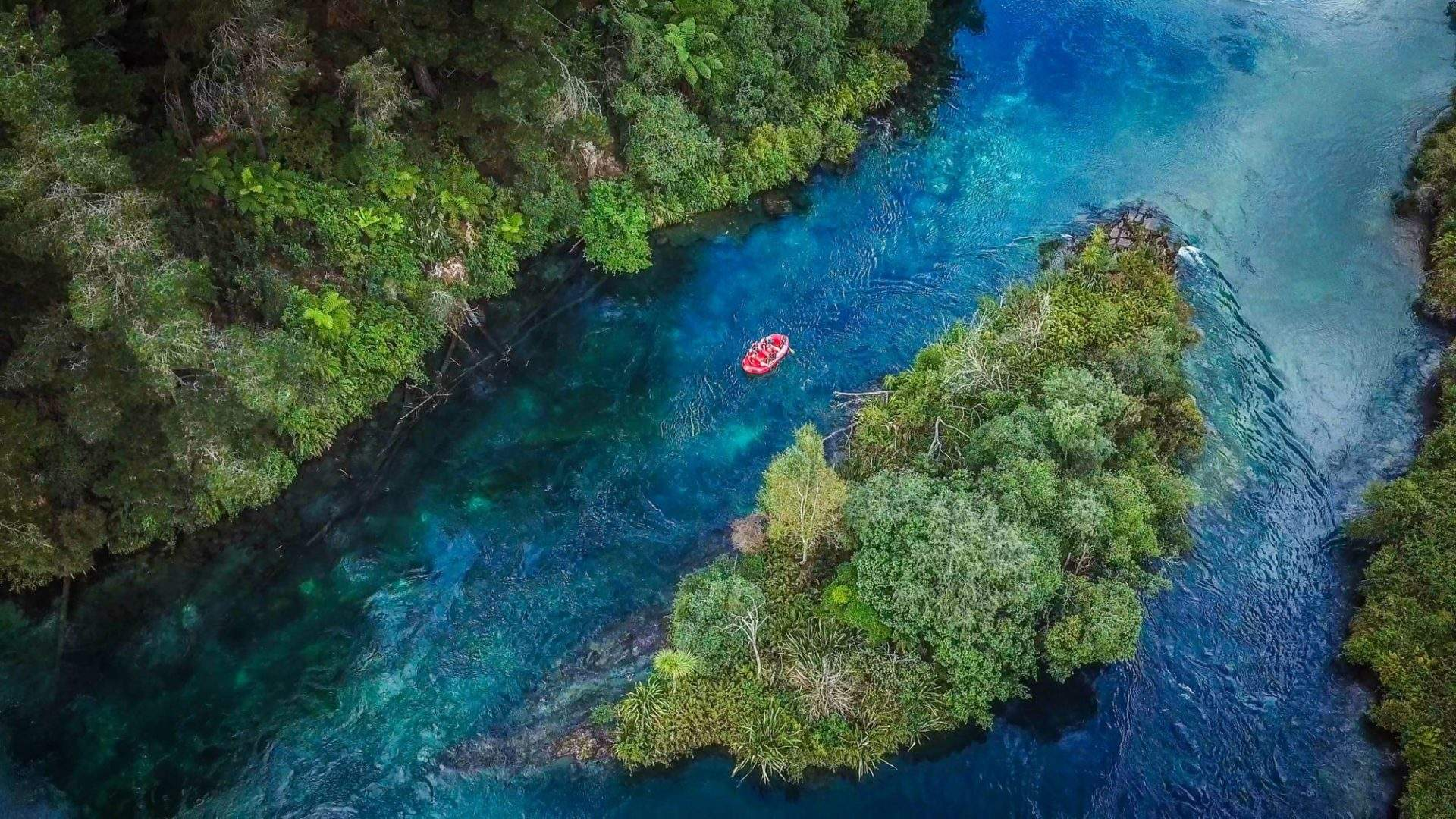 Turangi's White Water Rafting Marries Adventure With Conservation