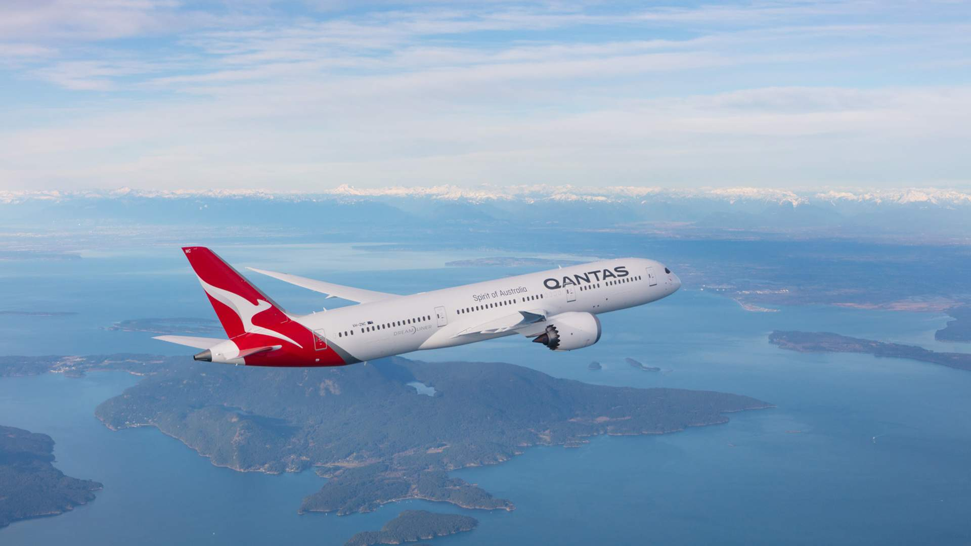 Qantas Has Been Named the World's Safest Airline for 2019
