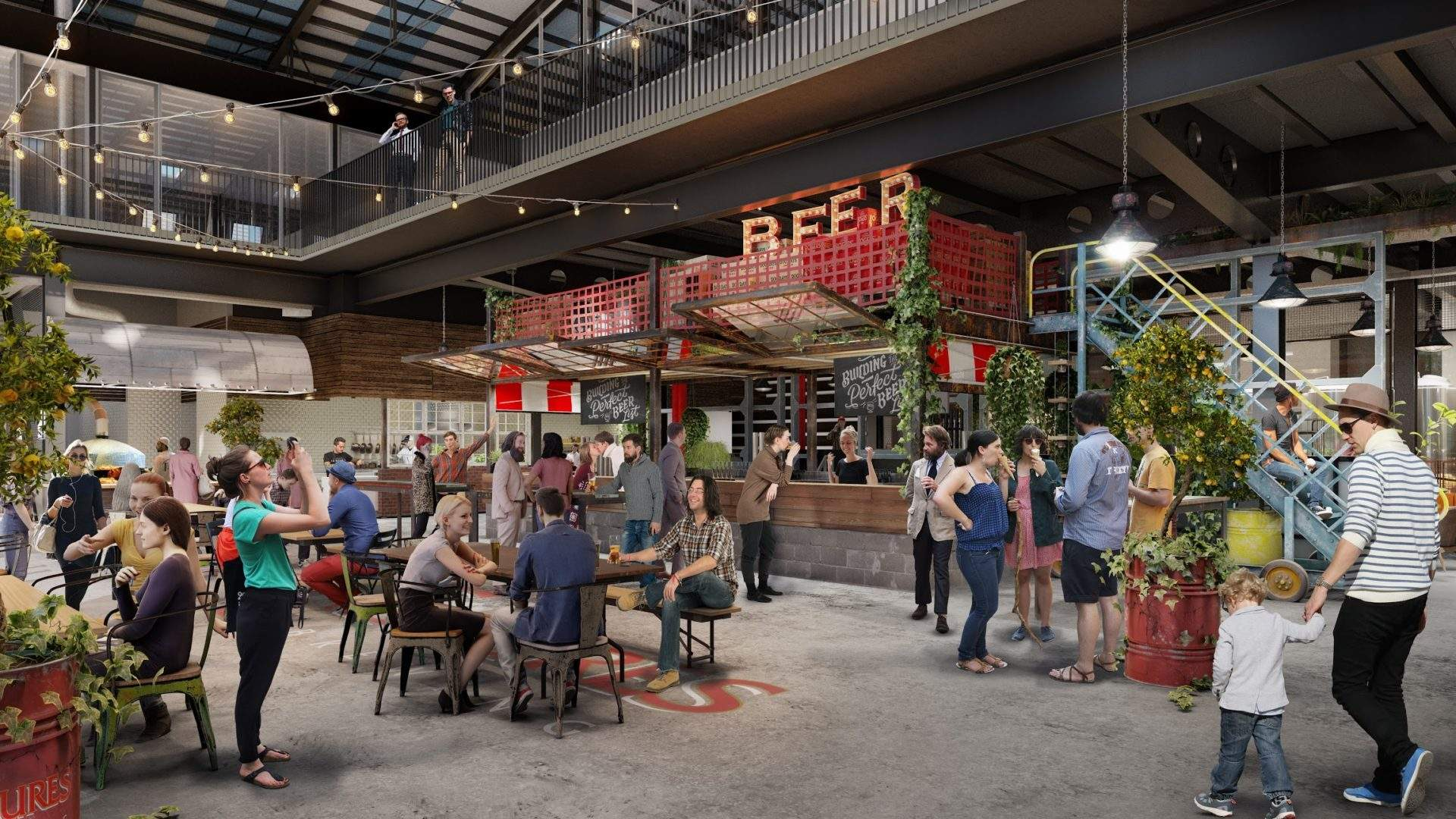 The Opening Date Has Been Announced for Auckland's First Little Creatures Brewery
