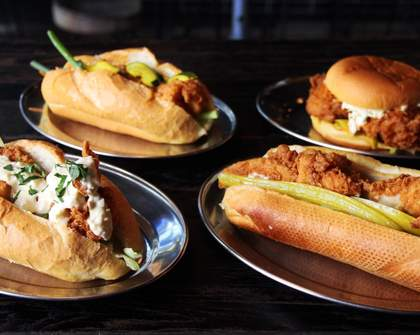 Butter Is Launching Eight New Fried Chicken Sandwiches from Sydney's Best Chefs