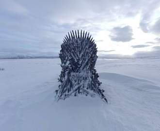 Iron Thrones Are Popping Up Around the World Ahead of 'Game of Thrones' Final Season