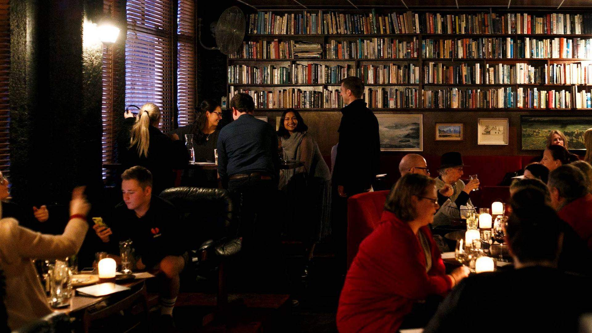 Five Wellington Bars Where You Can Drink Alone with a Book
