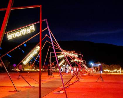 Alice Springs' Luminous Parrtjima Festival Will Light Up the Red Centre Again in 2020