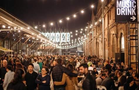 Carriageworks Wild Night Market 2019