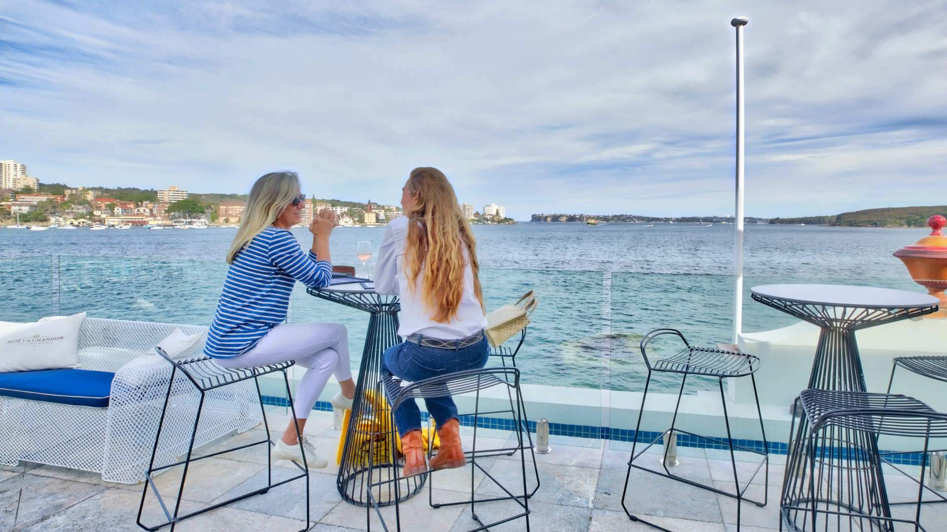 We're Giving Away Long Lunches at These Waterside Sydney