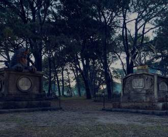 A Look Inside Sydney's Immersive and Ominous 'Game of Thrones' Graveyard