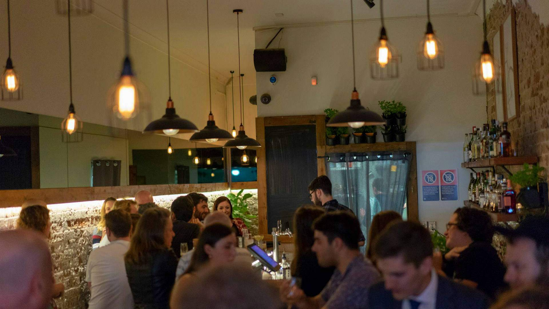 We're Giving Away a Night Out for You and a Mate at Tandem in Newtown