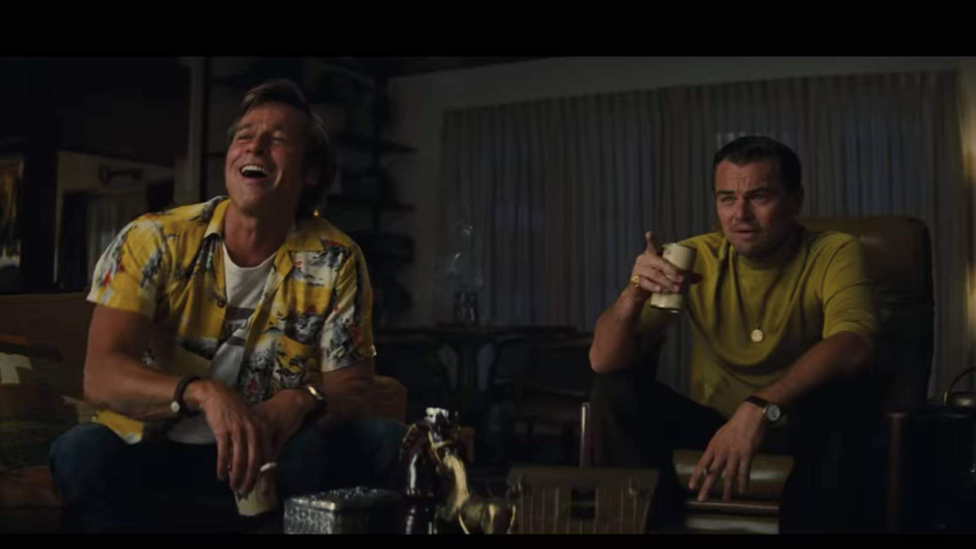 The Full Trailer Has Dropped for Quentin Tarantino's Star-Studded 'Once Upon a Time in Hollywood'