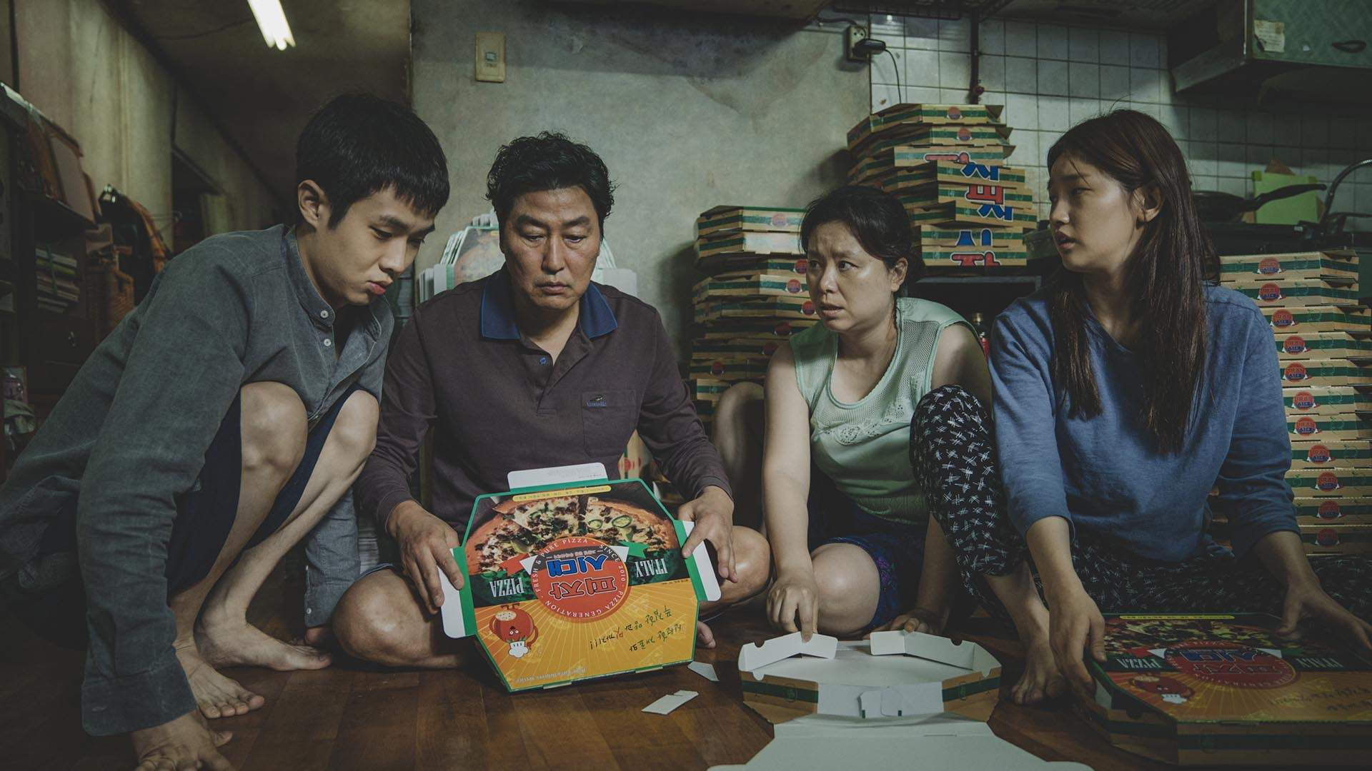 Bong Joon-ho's 'Parasite' Has Won the Palme d'Or at This Year's Cannes Film Festival