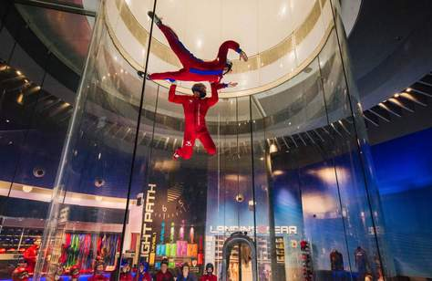 iFly Is Melbourne's Soon-to-Open Indoor Skydiving Centre