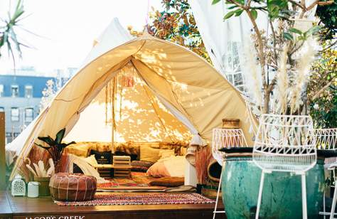 Winery Glamping