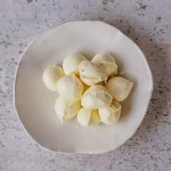 Bubbles, Burrata & Bocconcini