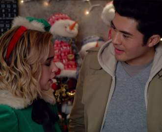 Emilia Clarke and Henry Golding Star in the First Trailer for Festive Rom-Com 'Last Christmas'
