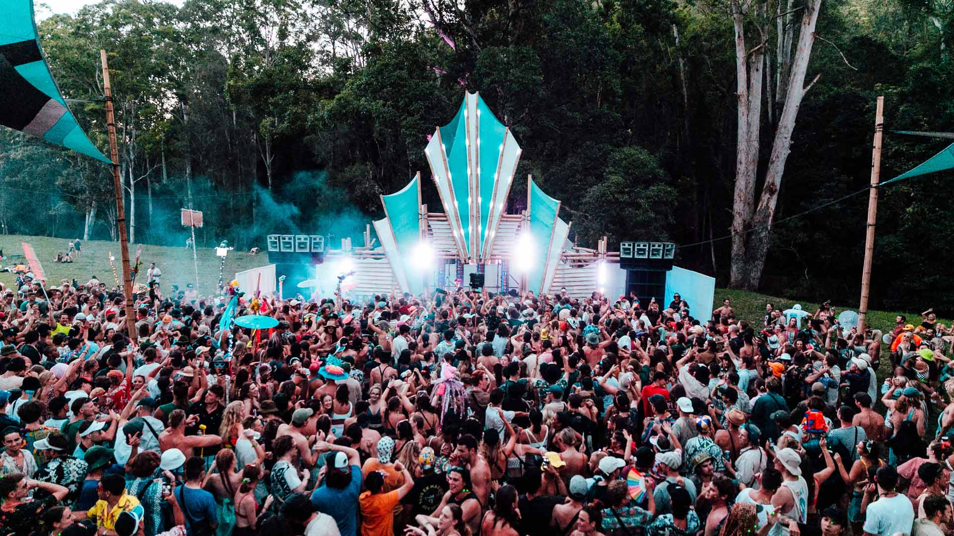 Lost Paradise Has Dropped Its 2019 New Year's Eve Festival Lineup