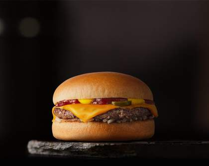 McDonald's Is Serving Up $1 Cheeseburgers All Day Today