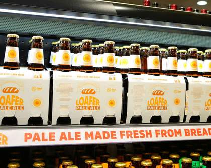 Woolworths Has Made a Limited-Edition Pale Ale from 350 Kilograms of Leftover Bread