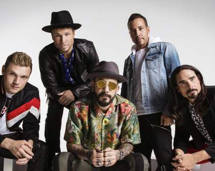 The Backstreet Boys Are Coming to Australia for the Tour of Your Teenage Dreams